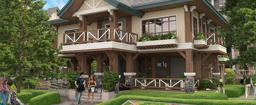 Pine Suites Tagaytay clubhouse amenity