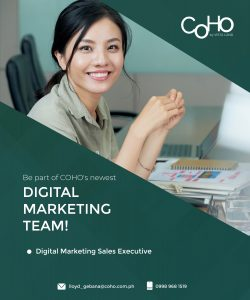Digital Marketing Sales Executive hiring position