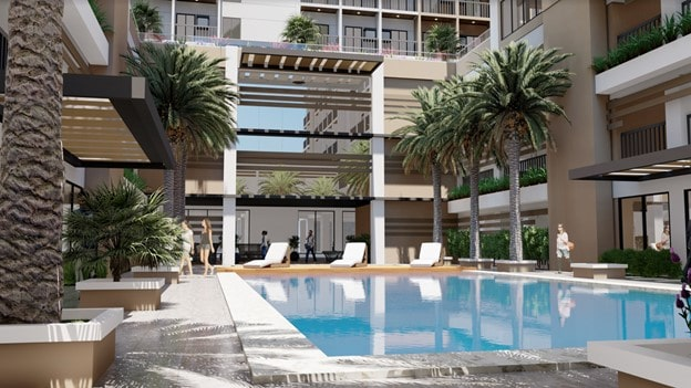 The-Courtyard-Condo-for-sale-int-taguig-amenity-view
