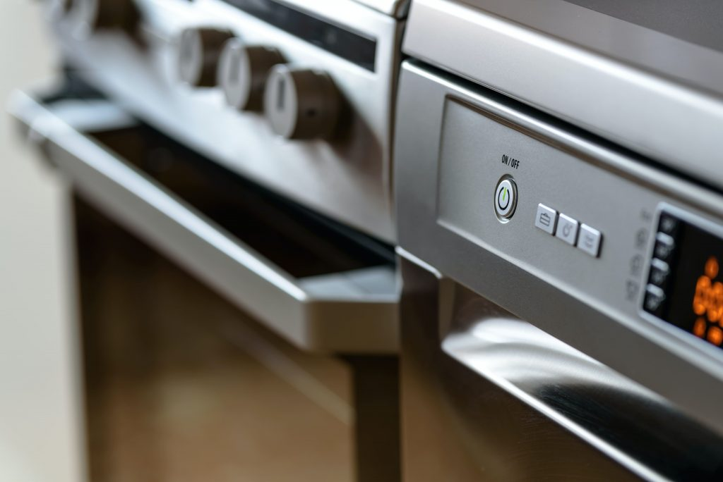 Condo in Metro Manila - COHO by Vista Land - Machine Related Small Kitchen Accidents