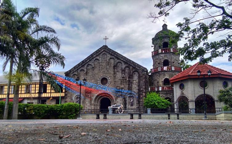 Independence Day Adventure in Cavite - General Trias Church - Condo in Cavite - The Meridian in Bacoor