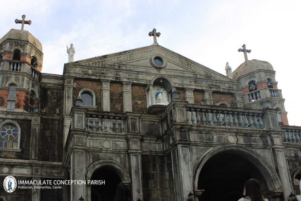 Independence Day Adventure in Cavite - Visit the Immaculate Conception Parish in Dasmarinas - Condo in Cavite - The Meridian in Bacoor